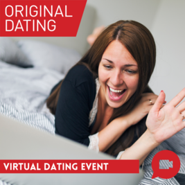 Virtual Speed Dating West London. Ages 25-45