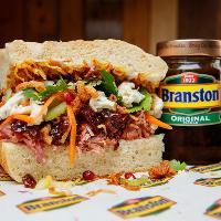 Branston Boss Sandwich
