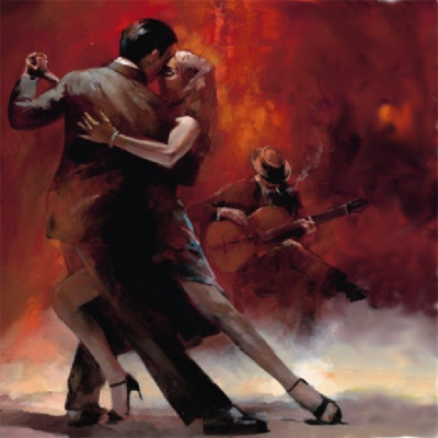The Flavour of Tango - Argentine Tango Workshop