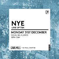 Canal Mills presents: NYE