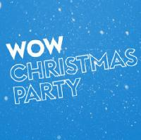 WOW! Christmas party with live band