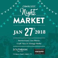 Canalside Night Market