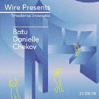 Timedance: Batu, Danielle, Chekov (Leeds)