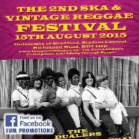 Ska & Vintage Reggae Festival