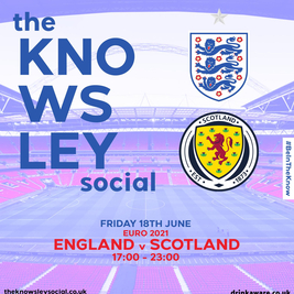 Euro Fan Park - England vs. Scotland