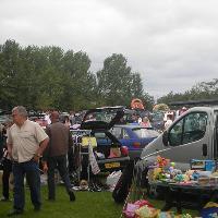 Stonham Barns Sunday Car Boot & Brecklands Festival on 25th June