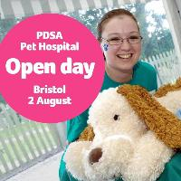PDSA Pet Hospital Family Open Day