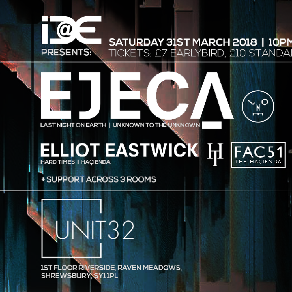 In@TheDeepEnd Feat Ejeca & Elliot Eastwick