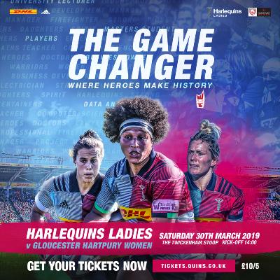 Harlequins 'The Game Changer'