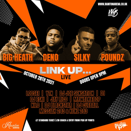 LINK UP LIVE WITH