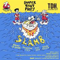 Housetrap x TDH Summer Boat Party w/ Slamb + Outdoor After Party