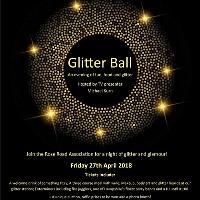 Charity Glitter Ball