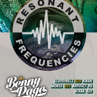 Resonant Frequencies Charity Special Presents: Benny Page
