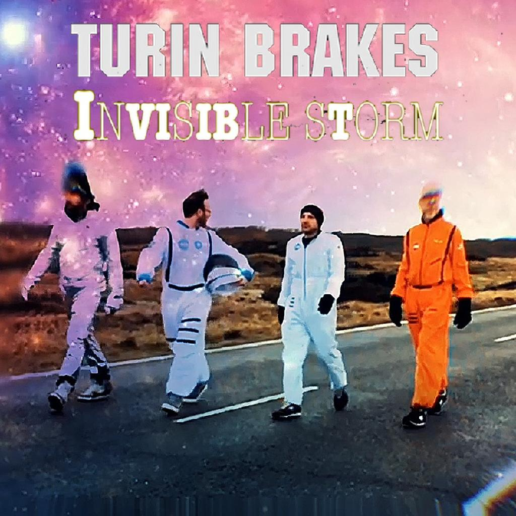 Turin Brakes - Invisible Storm Tour