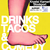 Drinks, Tacos & Comedy