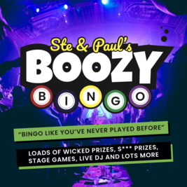 Boozy Bingo At Yeahmans Beach Bar!