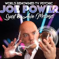 tv psychic joe power spirit & aura messages Show
