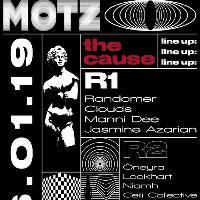 MOTZ x Randomer, Clouds, Manni Dee, Jasmine Azarian & more