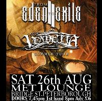 From Eden II Exile + Vendetta + support
