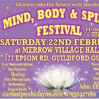 Mind, Body & Spirit Festival