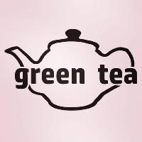 green tea at The Bagel Shop