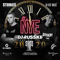 its nye with dj russke & dj shaq five
