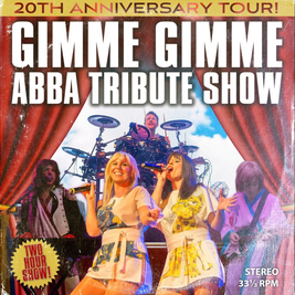 Gimme ABBA - The UK