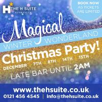 Christmas Winter Wonderland Party 2018
