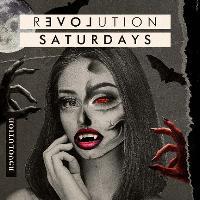 Revolution Saturdays - Halloween Special !