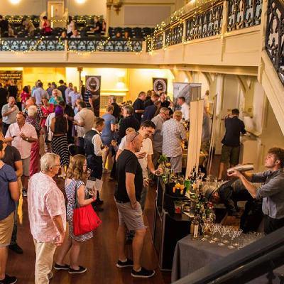 The Whiskey Affair: Portsmouth