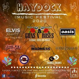 Haydock Music Festival 2021