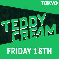 Teddy Cream Live