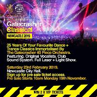 Gatecrasher Classical Newcastle