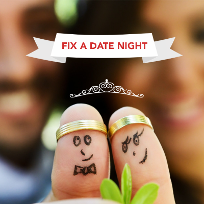 Fix A Date Friday (Gunwharf Quays)