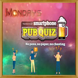 Monday Speed Quiz