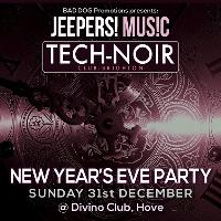 Jeepers! & Tech-noir New Year