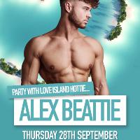 Love Island Alex Beattie