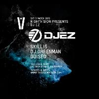 Nightvision presents DJ EZ