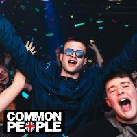 COMMON PEOPLE - Summer Britpop Party!