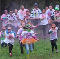 Go Bright for Sight 5K Colour Run Festival