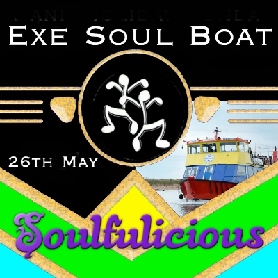 Exe Spring Soul Boat Cruise Soul Anthems Bank Holiday
