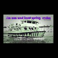 Exe Soul Boat Cruise 70s 80s Night Exmouth nr Exeter