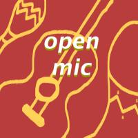 Wednesday Open Mic