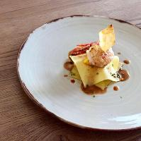 Six-Course Spring Tasting Menu by chef Ash Saman