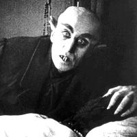 Ghastly Astley Fright Night Film Night - Nosferatu