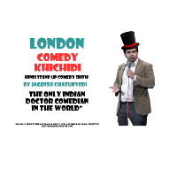 Indian stand-up comedy Khichidi by Jagdish Chaturvedi