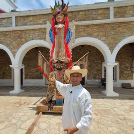 Totem Latamat at The Hidden Gardens