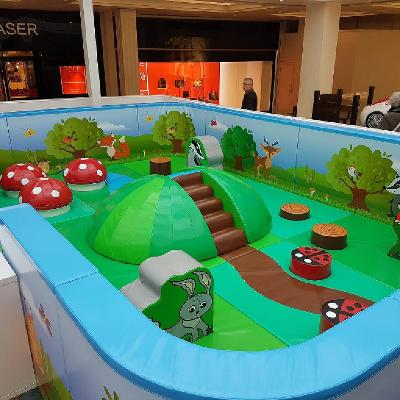 Soft-play launch event at The Square, Camberley