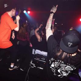 Panic At The Emo Club Night