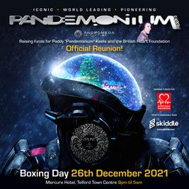 Pandemonium Official Reunion. The Andromeda Initiative.